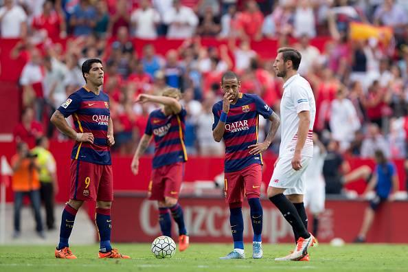 Liga BBVA. Il Barcellona cade al Siviglia, colpi Eibar e Sporting Gijòn
