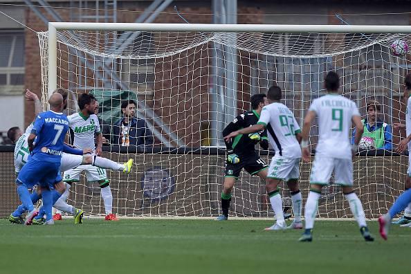 Serie A. Empoli – Sassuolo 1-0: la fotogallery
