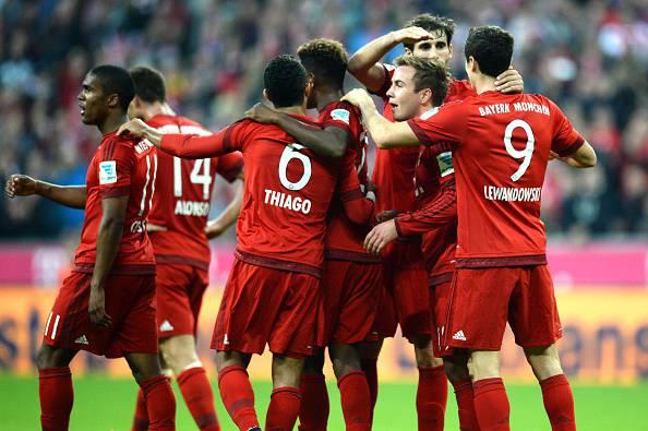 Bundesliga. Il Bayern ipoteca già il campionato, Dortmund ko 5-1