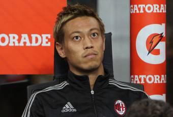 Keisuke Honda, centrocampista del Milan