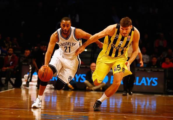 Basket. Preseason NBA, Nets ko a Fenerbahce