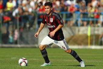 Josè Mauri, centrocampista del Milan