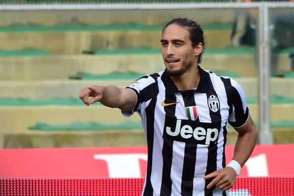 Juventus: ufficiale, Caceres lascia i bianconeri