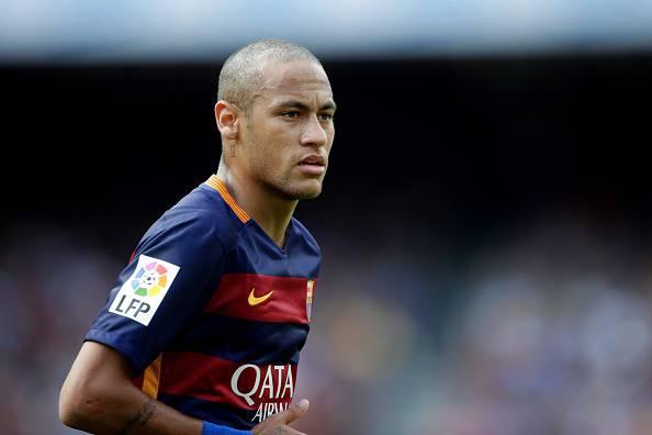 Neymar, attaccante del Barcellona