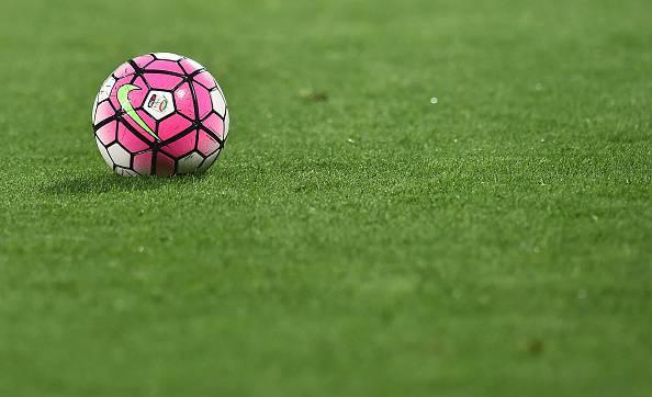 Il pallone fragola e panna: orrendo