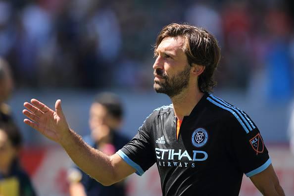 Andrea Pirlo, oggi in MLS Inter