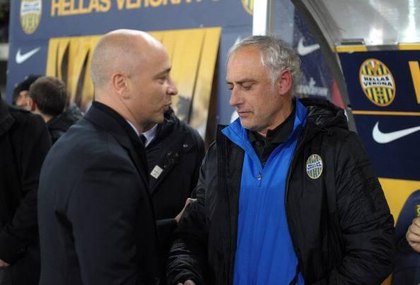 Hellas Verona, Mandorlini verso l'addio. Corini il sostituto