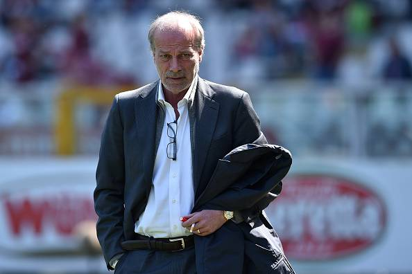 Walter Sabatini, DS della Roma