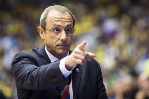 Ettore Messina confermato ct della nazionale di basket