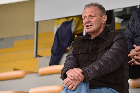Maurizio Zamparini ha ceduto il Palermo