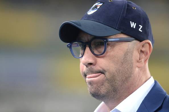 Sampdoria, rescisso il contratto con Zenga