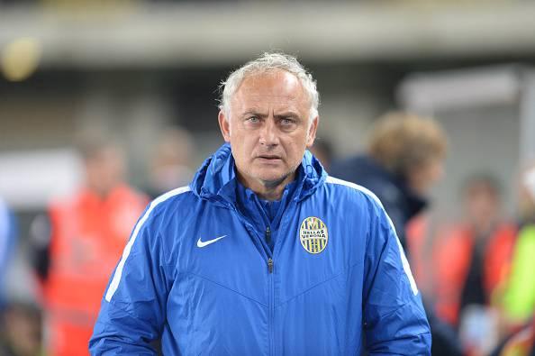 Hellas Verona, ufficiale l'esonero di Mandorlini