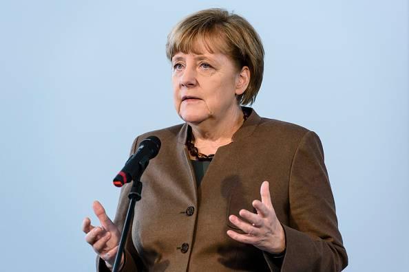 Angela Merkel (getty images)