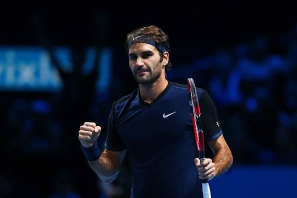 Roger Federer, leggenda del tennis