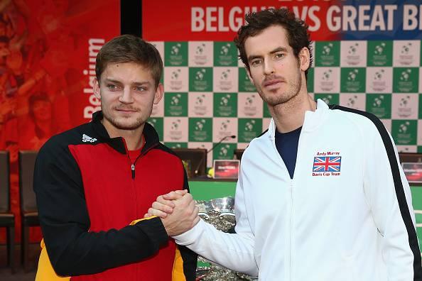 Finale Davis Cup Belgio Gran Bretagna