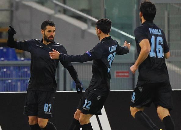 Europa League: vincono Napoli e Lazio, pareggia la Fiorentina