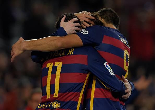 Liga BBVA: vincono Barca, Atletico e Real. Cade il Villareal