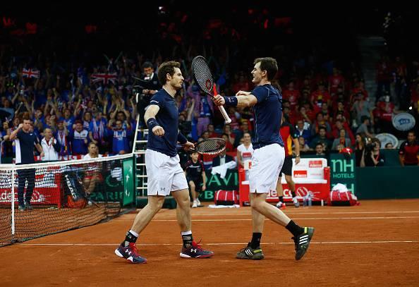 Davis Cup Final Belgio Gran Bretagna
