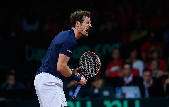 Davis Cup Finals Belgio Gran Bretagna