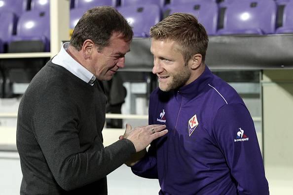 Jakub Blaszczykowski, giocatore della Fiorentina