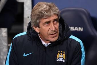 Manuel Pellegrini, allenatore del Manchester City