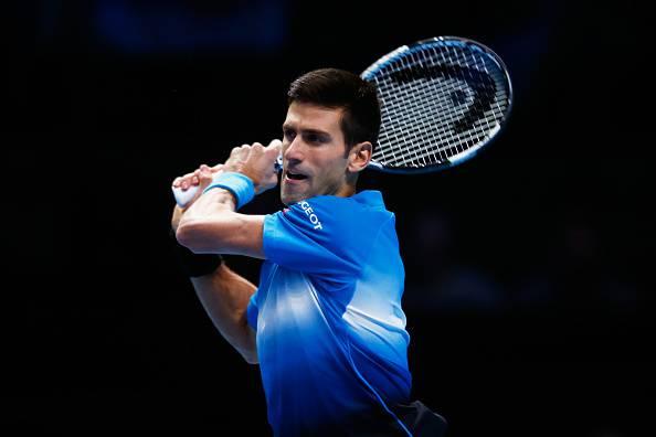 Novak Djokovic, campione ATP Finals 2015