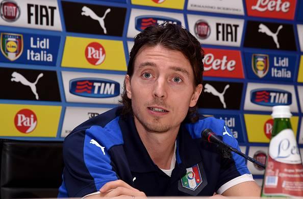 Riccardo Montolivo, centrocampista del Milan e dell'Italia