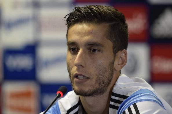 Ricky Alvarez, giocatore della Sampdoria