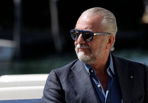"""Napoli, De Laurentiis durissimo: """"Higuain traditore e ingrato"""""""