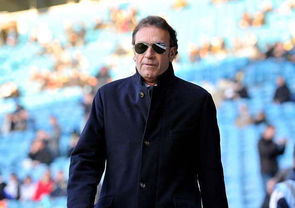 Massimo Cellino, presidente del Brescia annuncia nessuna cessione