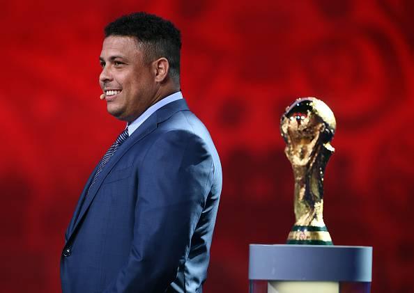 Ronaldo, ex stella del calcio mondiale