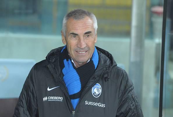 Edy Reja, allenatore dell'Atalanta