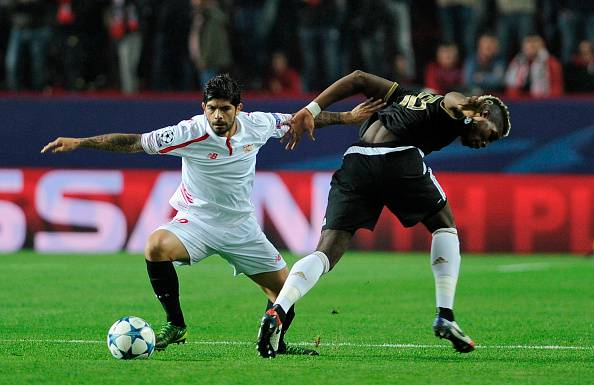 Ever Banega (getty images)