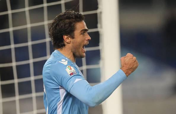 Alessandro Matri, attaccante della Lazio