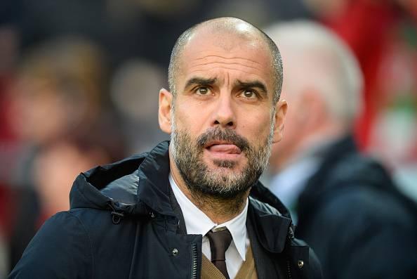 Pep Guardiola, allenatore del Bayern Monaco e prossimo tecnico del Manchester City