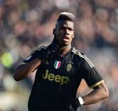 Paul Pogba, centrocampista della Juventus