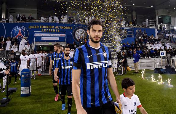 Andrea Ranocchia, difensore dell'Inter