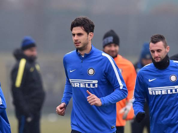 Andrea Ranocchia, difensore dell'Inter