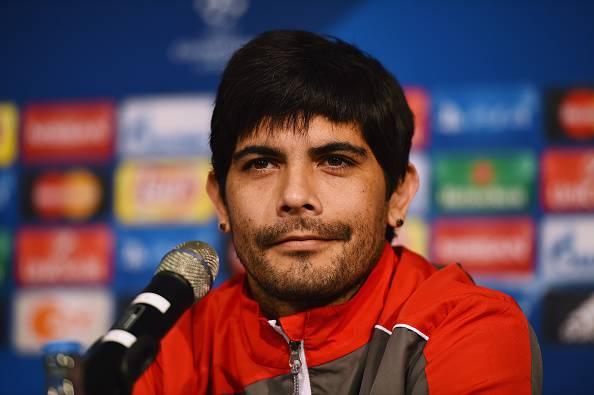 Ever Banega, centrocampista del Siviglia Milan