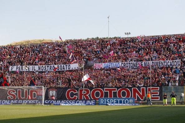 "Serie B: Crotone, l'antimafia: ""Sequestrate il club"""