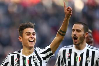 Dybala Bonucci Juventus Hellas Verona