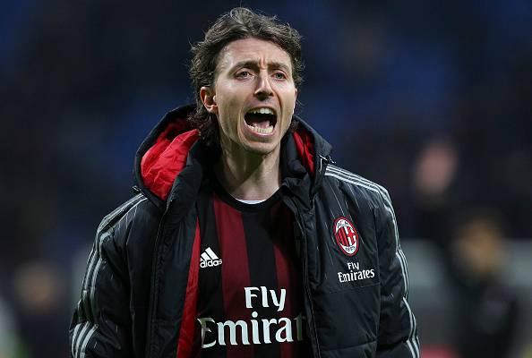 Riccardo Montolivo, capitano del Milan