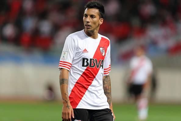 Leonel Vangioni, terzino del River Plate