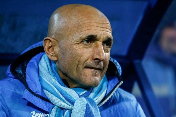 Luciano Spalletti, nuovo tecnico della Roma