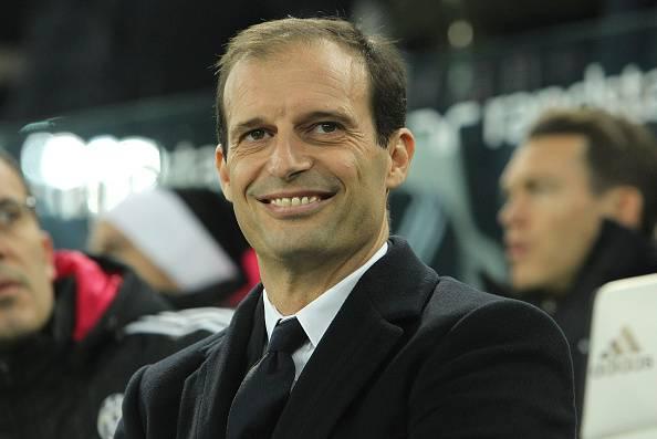 """Juventus, Allegri: """"Chelsea? Niente di vero"""""""