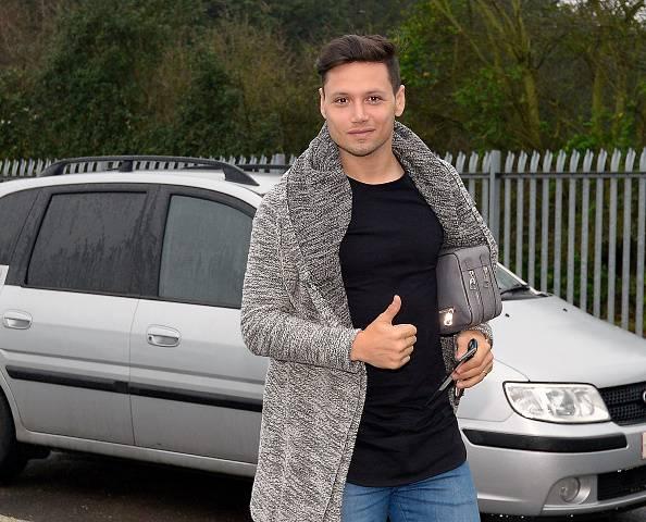 Mauro Zarate, attaccante del West Ham, vicino alla Fiorentina