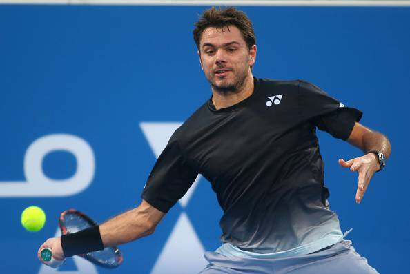 Stan Wawrinka, tennista svizzero