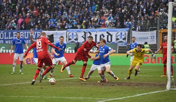 Bundesliga: vincono Borussia e Bayer, cade l'Herta