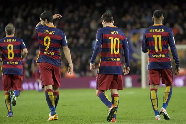 Barcellona-Celta Vigo 6-1: gol e highlights