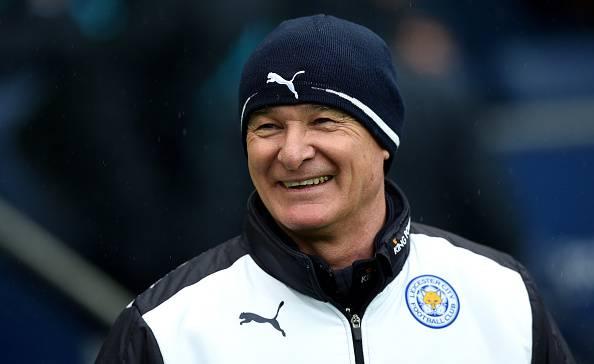 Claudio Ranieri, allenatore del Leicester City Premier League
